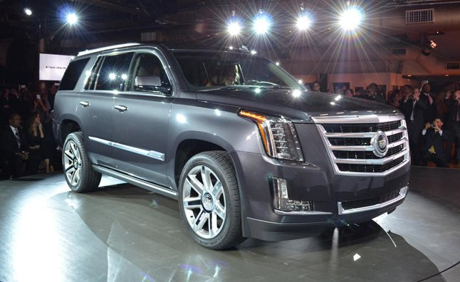 Cadillac Should Exploit Escalade Name: Exec