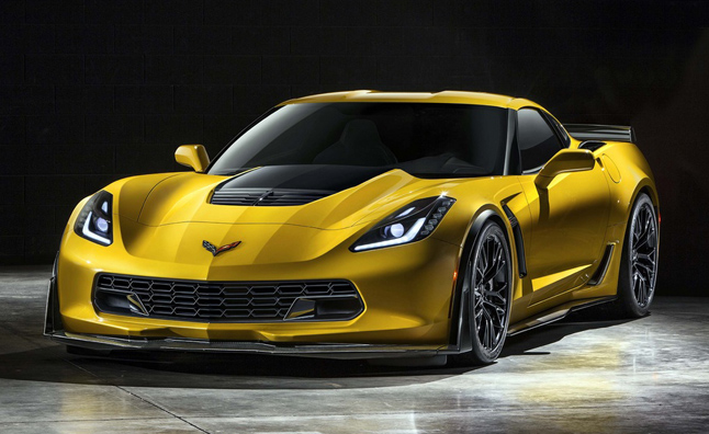 2015 Corvette Z06 Specs Leak Ahead of Detroit Debut