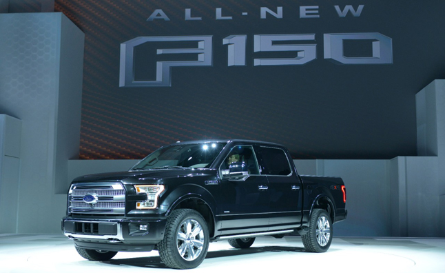 Ford F-150 to Offer Diesel V6