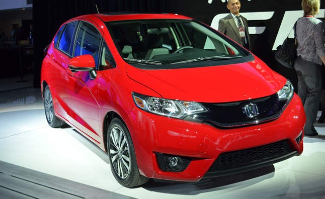 2015 Honda Fit Video, First Look