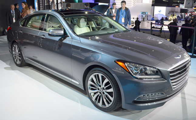 2015 Hyundai Genesis Video, First Look