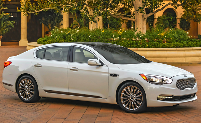 2015 Kia K900 to Arrive With $60,400 Price Tag