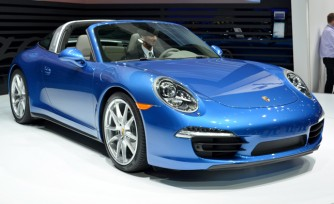 2014 Porsche 911 Targa Video, First Look