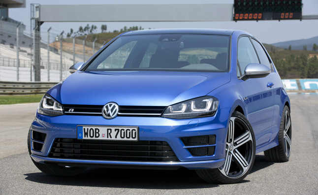 2015 Volkswagen Golf R to Make US Debut in Detroit