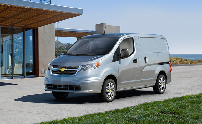 Chevrolet City Express, Tahoe PPV to Debut at Chicago Auto Show