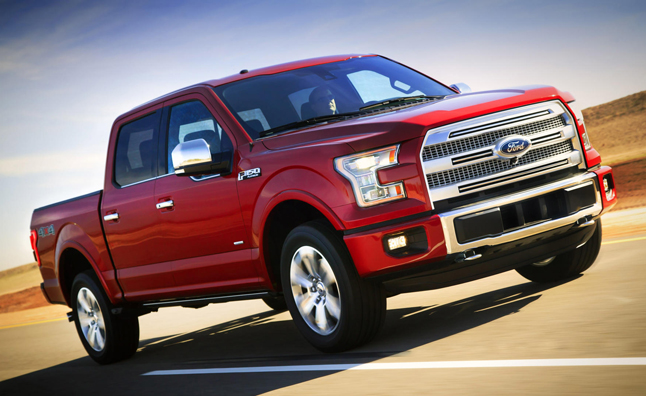 Ford F-150 Plants to Idle 13 Weeks