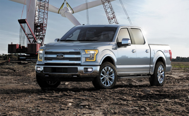 Ford Wants You to Test the 2015 F-150 for a Week