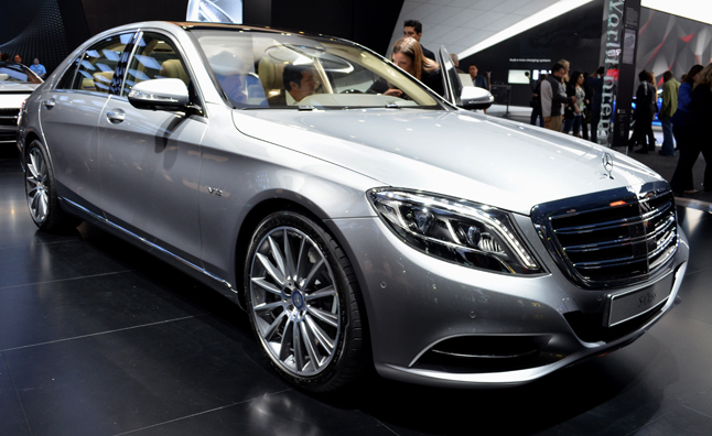 2015 Mercedes-Benz S600 Goes Long on Luxury