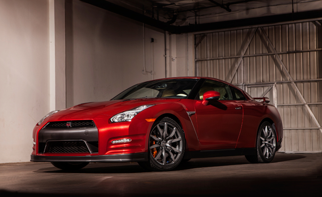 2015 Nissan GT-R Price Jumps to $103,365