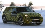 Next-Gen MINI Clubman Spied Cold Weather Testing