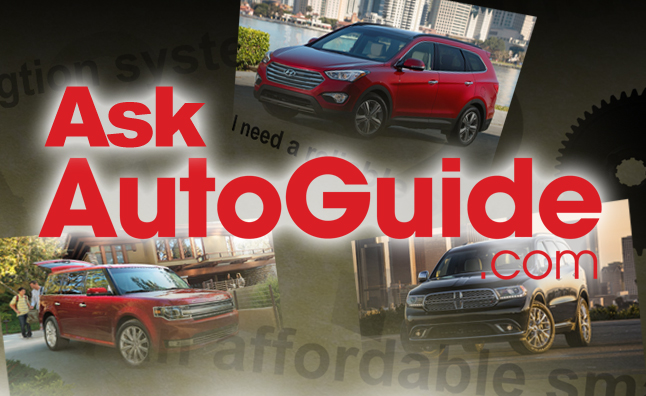 Ask AutoGuide No. 33 – Dodge Durango vs. Hyundai Santa Fe vs. Ford Flex