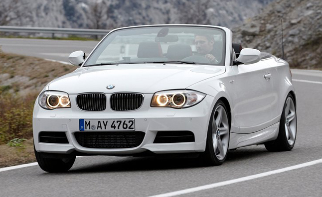 BMW 2 Series Convertible Production Set for Late 2014