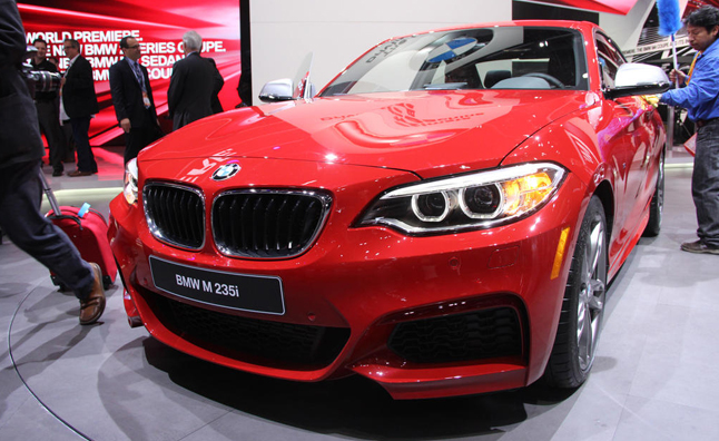 2014 BMW 2 Series Video, First Look