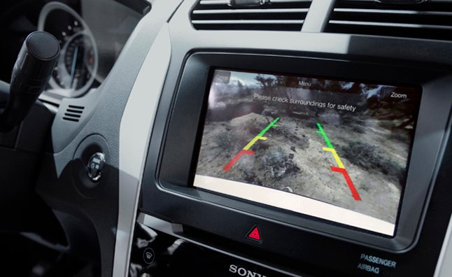 Revised Backup Camera Rule Under White House Review