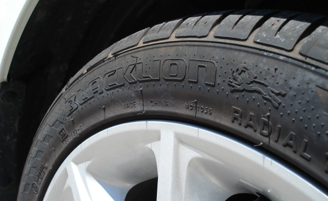 Blacklion BU66 Champoint Tire Review