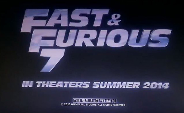 Fast & Furious 7 Preview Clip