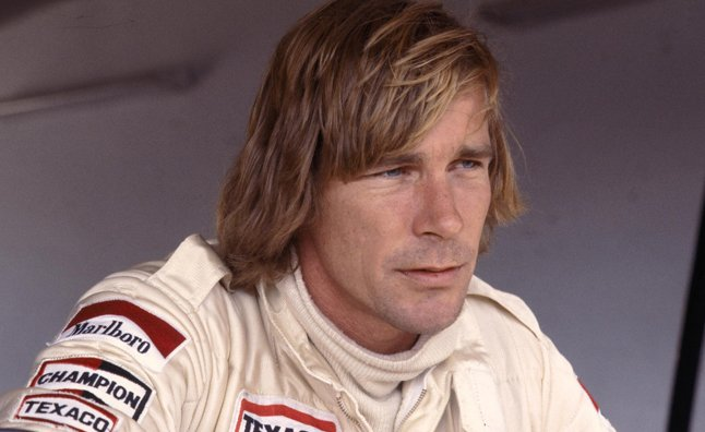 Racecar Driver James Hunt Motor Sport Hall of Fame