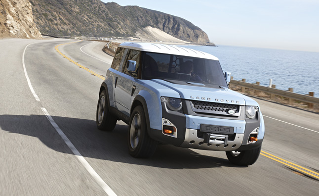 Land Rover Targets Volume Growth With New Compact SUV