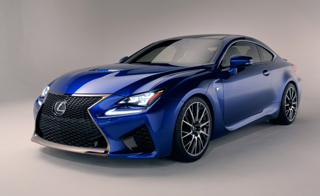 2015 Lexus RC F is the IS F Coupe of Your Dreams