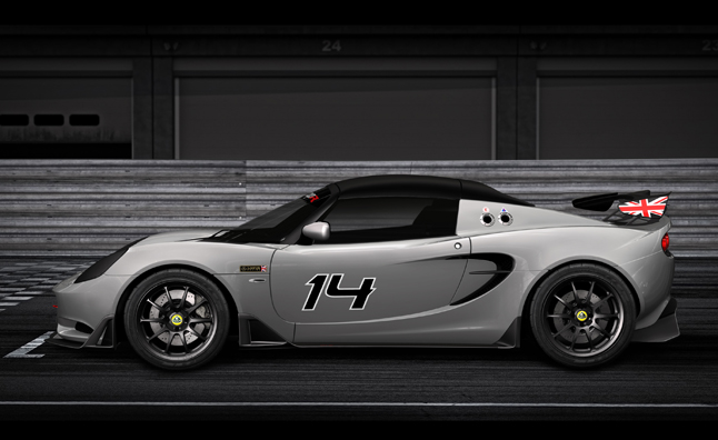 Lotus Elise S Cup R Announced as a Track Day Special