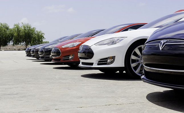 Model S Noses