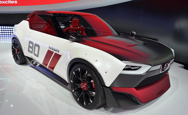 Nissan IDx Concepts to Make SoCal Road Trip