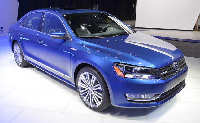 VW Passat BlueMotion Concept Hits 42 MPG Highway