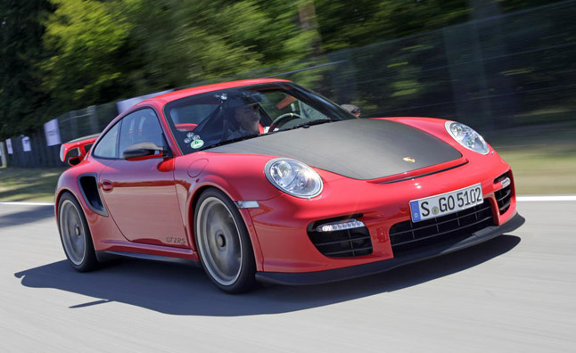 Porsche 911 GT2 Future in Doubt