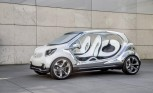 Smart ForFour Not Heading to the US