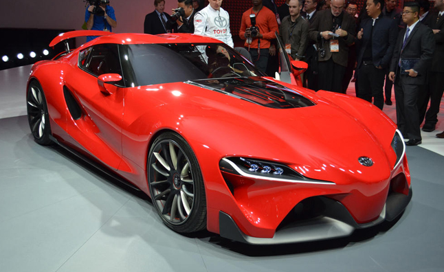 Toyota FT-1 Concept First Look, Video