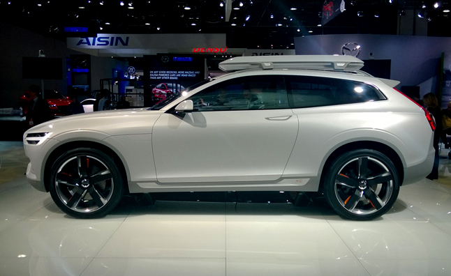 Volvo Concept XC Coupe Video, First Look
