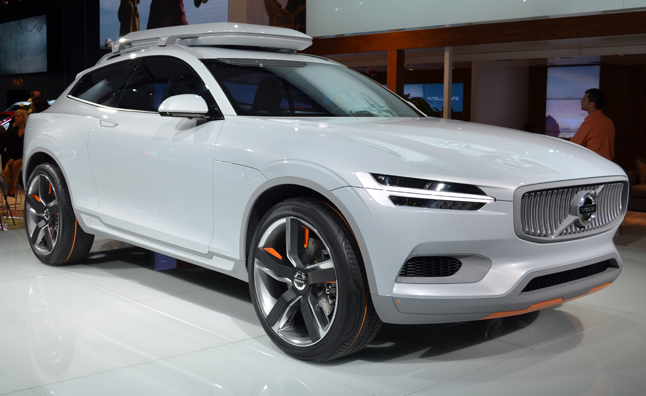 Volvo Concept XC Coupe Previews Future Brand Design