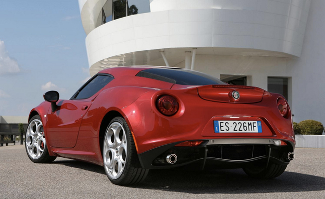 Alfa Romeo Returning to US in 2015 with Several Models