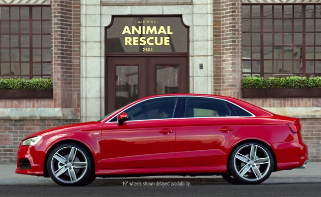 Audi Reveals 'Doberhuahua' Super Bowl Commercial