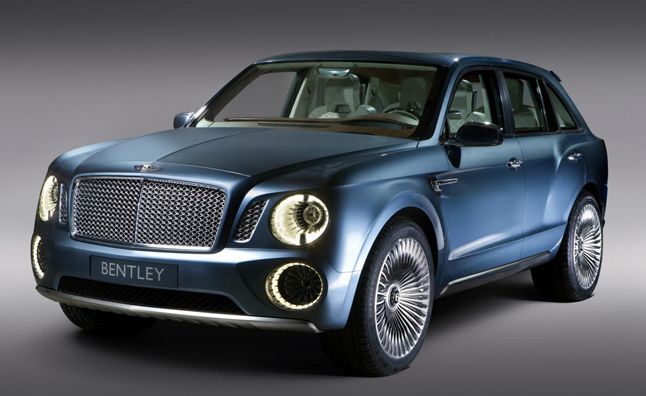 Bentley to Offer Plug-In Hybrids Across Model Range