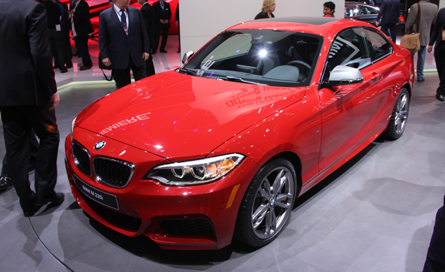 2014 BMW 228i, M235i Revealed in Detroit