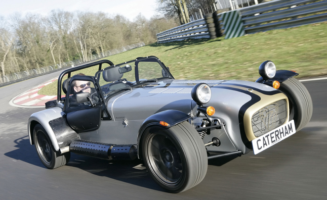 Caterham Seven Coming to the US