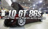 10 Awesome Toyota GT 86s from the 2014 Tokyo Auto Salon