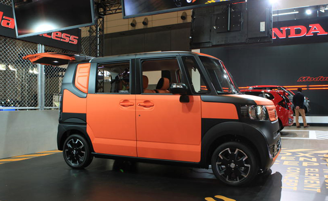 Honda Element Style Revived in Whacky Concept