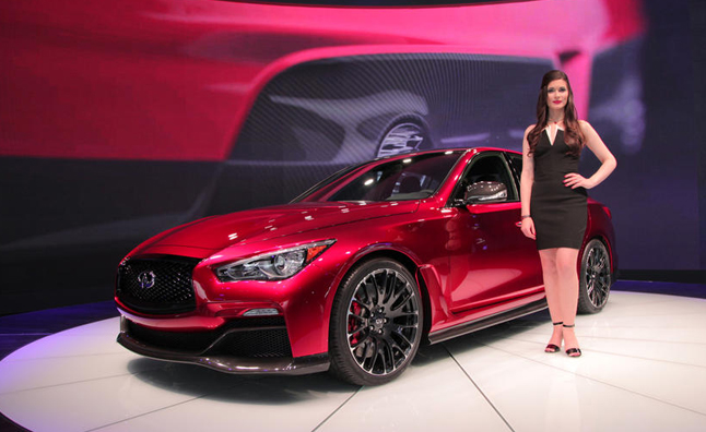 Infiniti Flagship Models to Sport as Much as 600 HP