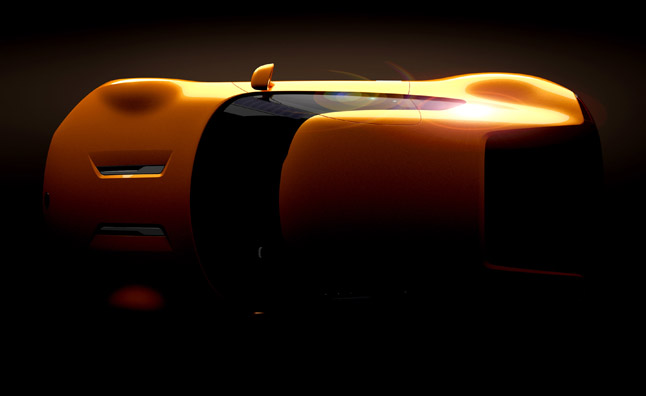 Kia GT4 Stinger Concept Teased With New RWD Chassis