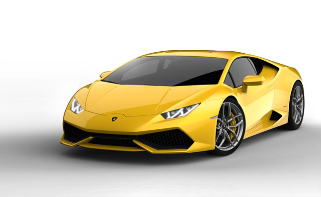 Lamborghini Global Sales Grow for Third Straight Year