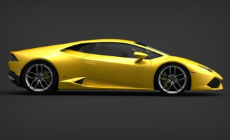 Watch and Hear the Lamborghini Huracan