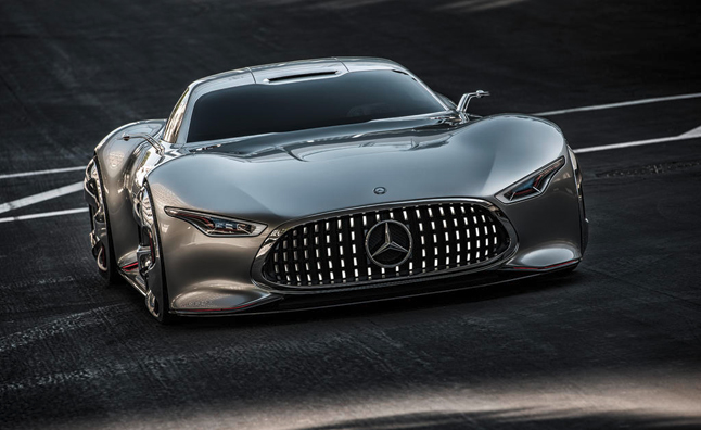Own a Mercedes SLS-Based Vision Gran Turismo
