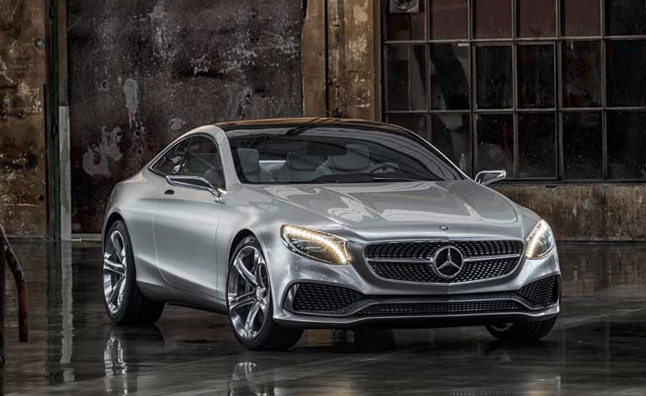 Mercedes S65 AMG Coupe to Bow at Geneva Motor Show