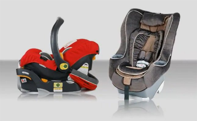 Child Seat Side Impact Test Proposed by NHTSA