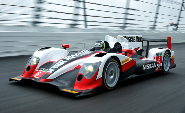 Nissan Returns to Top Tier U.S. Sports Car Racing