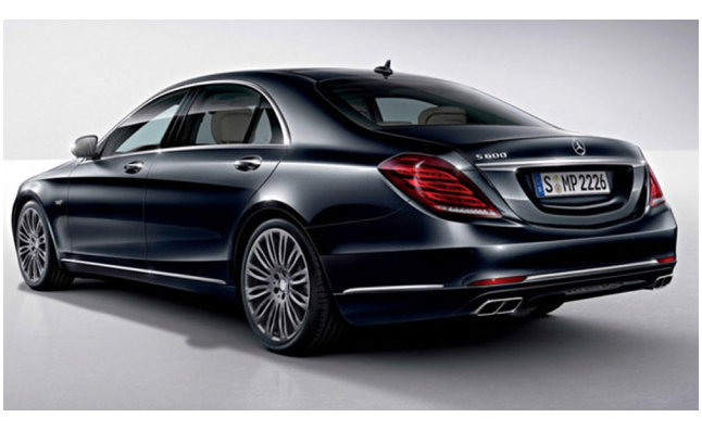 Mercedes S600 Leaked in Brochure Pictures