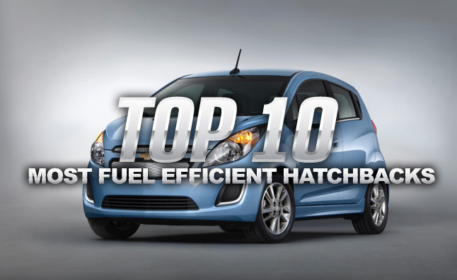 Top 10 Most Fuel Efficient Hatchbacks