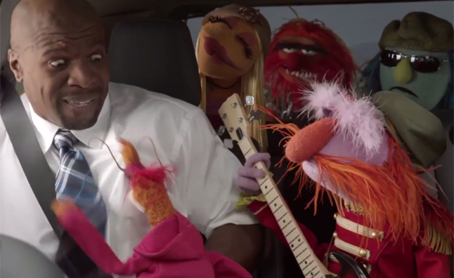 Toyota Super Bowl Commercial: The Muppets Steal Terry Crews' Highlander